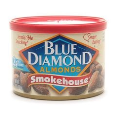 Blue Diamond Almonds Smokehouse - 6 oz.: Scientific evidence suggests, but does not prove, that eating… #Pharmacy #OnlinePharmacy #Health