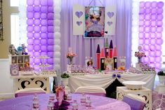 "Photo 15 of 16: Sofia the First / Birthday ""Princess Sofia the First Bash"" 