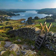 Lake District, England by Country Life magazine England Lake District, Lake District Walks, Stonehenge, Places To Travel, Places To See, Country Life Magazine, Autumn Lake, English Countryside, The Great Outdoors