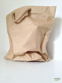 #paper #bags made from cement bags #packaging