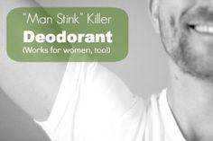 Man Stink Killer Deodorant