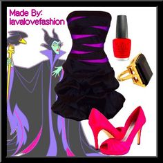 Maleficent fashions