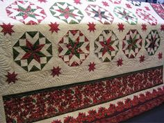ChristmasQuilt2010-2.jpg - Quilts by Cheryl Ann - Gallery - MQR Forums