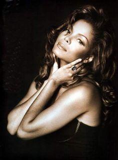 Janet Jackson, my favorite Jackson Music, Jackson Family, Janet Jackson, Michael Jackson, Black Is Beautiful, Beautiful Women, Celebrity Photography, Portrait Poses, Portraits