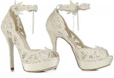 Scarpe da sposa Loriblu collezione 2014