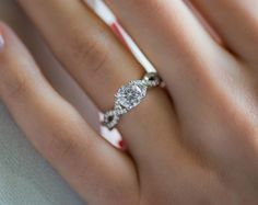 [ad] Delicate details make James Allen engagement rings special. Click to view more.