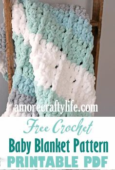 Bernat Blanket Patterns, Boy Crochet Patterns, Crochet Baby Blanket Free Pattern, Bernat Baby Blanket, Crochet Baby Cocoon, Knitted Baby Blankets, Blanket Yarn, Baby Afghans, Free Crochet