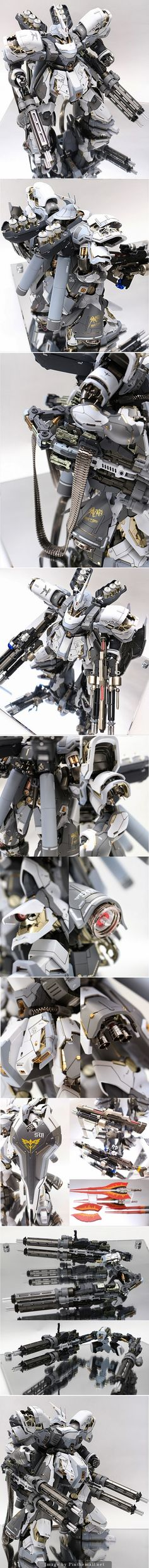 http://gundamguy.blogspot.tw/2014/05/mg-1100-msn-04-snow-sazabi-custom-build.html?m=1
