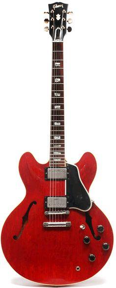 Eric Clapton's 1964 Gibson ES0335 TDC: $847,500