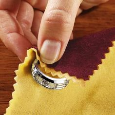 Cleaning #Jewelry At Home  http://justagovy.blogspot.com/2014/10/cleaning-jewelry-at-home.html