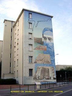 Musée urbain Tony Garnier - Lyon