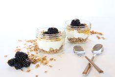 Vanilla Bean + Almond Granola