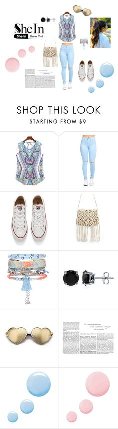 """""""Bez naslova #25"""" by munevera-berbic ❤ liked on Polyvore featuring Converse, New Look, BERRICLE, Wildfox, BCBGMAXAZRIA and Topshop"""