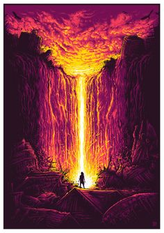 Cool Art: 'Radiant Dusk' by Dan Mumford