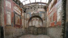 The Herculaneum ruins