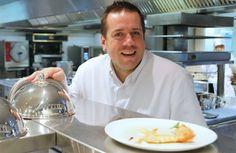 Arnaud Lallement, chef du restaurant «l'Assiette champenoise», près de Reims, a reçu les trois étoiles du guide Michelin, le 24 février 2014
