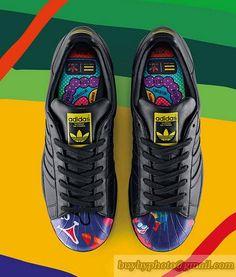 143691a8561ba Men s and Women s Adidas Originals Superstar Pharrell Black Supershell Todd  James S83353  cheapshoes  sneakers