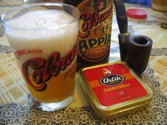 Sabor de Tabaco: Tabaco e CERVEJA