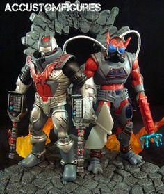 Xeern (Original MOTUC) (Masters of the Universe) Custom Action Figure