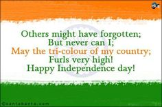 Indian Independence Day Speech In Hindi English Bengali Telugu  Here You Will Get  August Independence Day Patriotic Poems By  Rabindranath Tagore In English And Hindi Hope You Enjoyed This Article  Stay Tuned To Us F