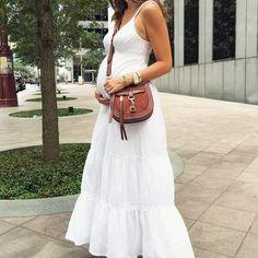 maternity style summer dress