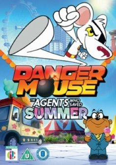 f068d844 Danger Mouse The Agents Who Saved Summer (Alexander Armstrong) New DVD  Region 2