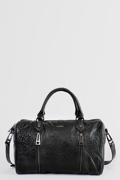 bag for woman sunny bim deluxe black2 Zadig&Voltaire