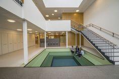 Prosjekter – Fortunen Architects, Stairs, Interior Design, Room, Home Decor, Nest Design, Bedroom, Stairway, Decoration Home