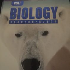 For Sale: Biology Book  for $15