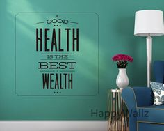 Online Buy Wholesale health wall decals from China health wall ...