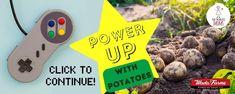 Power Up with Potatoes Banner Ad Frozen Banana Pops, Frozen Banana Recipes, Banana Recipes Easy, Healthy Recipes, Cake Mix Cookie Recipes, Cake Mix Cookies, Dessert Recipes, Waffle Batter Recipe, Food Art For Kids