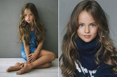 Russian Kristina Pimenova, who is pictured wearing hot pants and short skirts online, has more than 315,000 Instagram followers and 2.1m Facebook likes