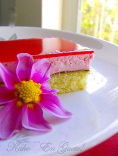 En Guete!!!: Torta de yogurt Vanilla Cake, Raspberry, Cookies, Fruit, Breakfast, Sweet, Desserts, Food, Mini
