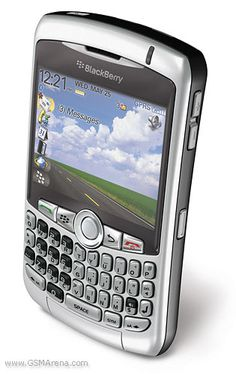 BlackBerry Curve 8300 with T-Mobile