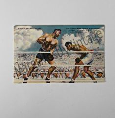 Items similar to Postcard Jack Dempsey Knocks Out Jess Willard 1919 James Montgomery Flagg on Etsy Champions Of The World, One Pic, Ephemera, Vintage Antiques, Postcards, Paper, Etsy, Decor, Decoration