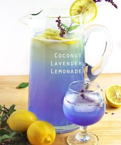 This summer, quench your thirst with these creative and satisfying twists on traditional lemonade