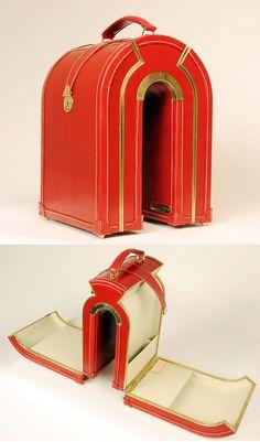 designcreme: Williams British Handmade Luggage Collection