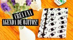 DIY-CREA UNA AGENDA /REGRESO A CLASES 2015