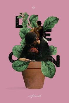LEON - Poster 014 on Behance