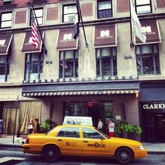 Official Website For The Empire Hotel New York City Boutique Hotels Manhattan Luxury Accommodations Pinterest