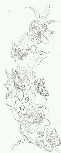 farfalle kn fiori