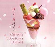 Sakura Parfait