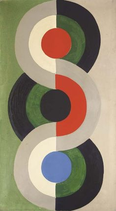Sonia Delaunay, 1934.