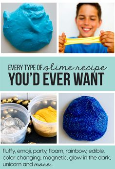 How to make slime stretchy again slime slime recipe and craft every type of slime recipe youd ever want to make slime ccuart Image collections