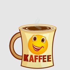 Smiley – Kaffeetasse