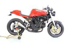 Ducati SS Cafe Racer