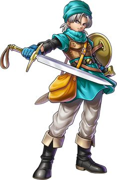 Character Design References, Game Character, Character Concept, Dragon Ball, Blue Dragon, Chrono Trigger, Akira, Adventure Aesthetic, Dragon Warrior