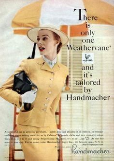 1951 Handmacher label