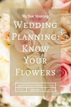 DIY Wedding Planning Advice - Flowers  www.bigtimedjmke.com