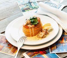 Dieser Luzerner Klassiker schmeckt auch in gekauften Pastetli ausgezeichnet – und nach Luzern muss man dafür nicht reisen. Waffles, Appetizers, Breakfast, Food, Eat Lunch, Lucerne, Food And Drinks, Food Food, Waffle